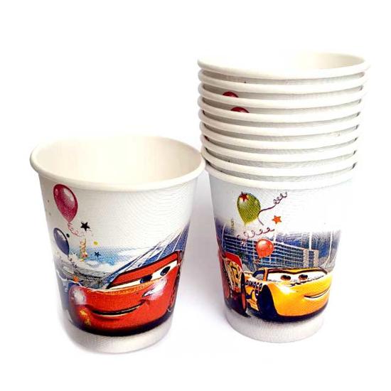 Снимка на Парти чашки Макуин 10 броя