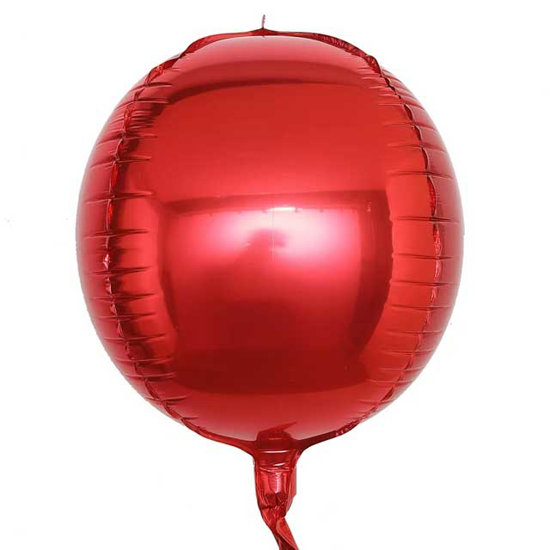 foliev-balon-sfera-cherven