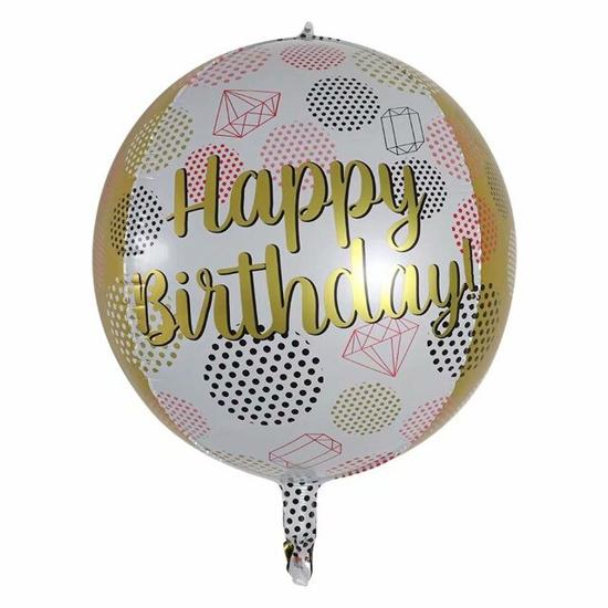 foliev-balon-sfera-happy-birthday-zlaten-nadpis