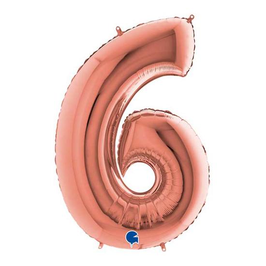 foliev-balon-cifra-6-rozovo-zlato-grabo