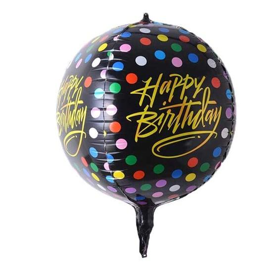 foliev-balon-sfera-happy-birthday-tochki