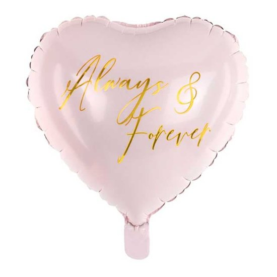 foliev-balon-surce-always-and-forever