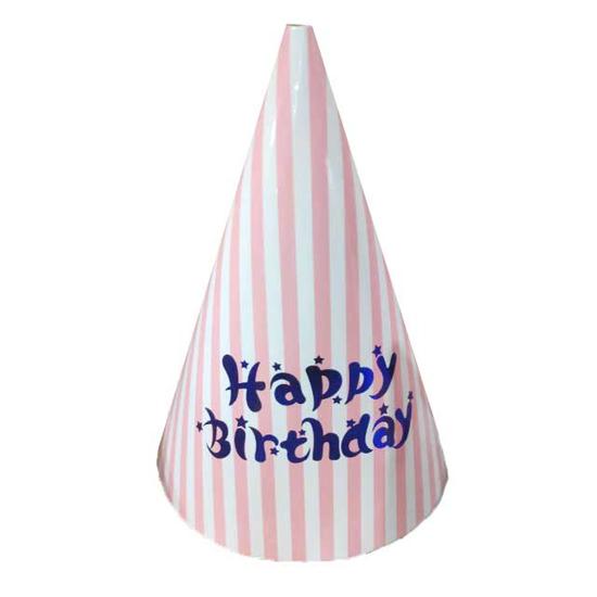 parti-shapki-happy-birthday-rozovo-bqlo
