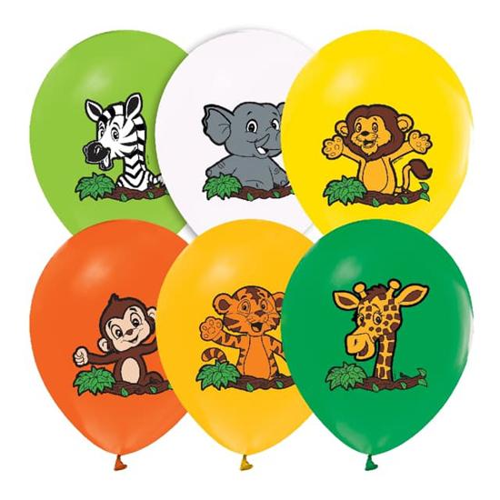baloni-s-jivotni-safari