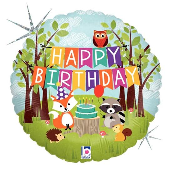 foliev-balon-happy-birthday-gorski-jivotni