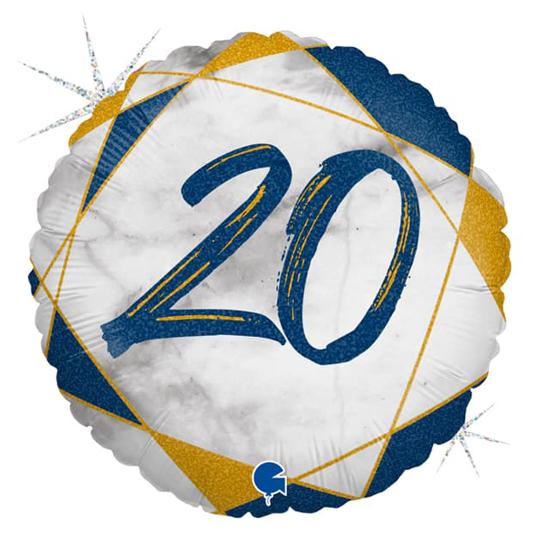 foliev-balon-20-sinio