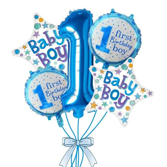 komplekt-folievi-baloni-1-birthday-boy