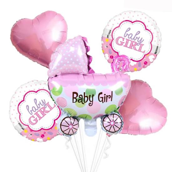 komplekt-folievi-baloni-bebeshka-kolichka