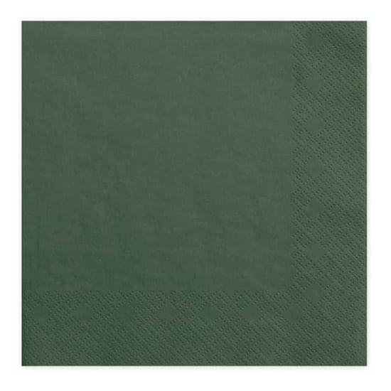 parti-salfetki-tumno-zeleni