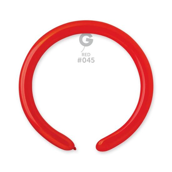 Снимка на Балон 045 червен за моделиране 5х100см.
