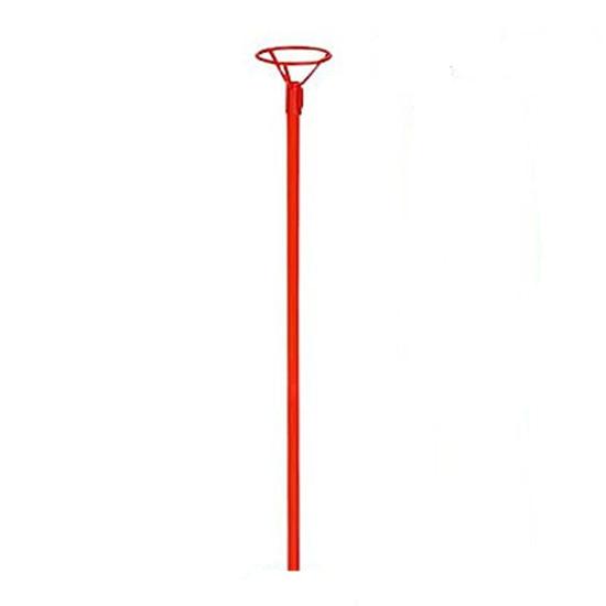 Снимка на Пръчка за фолиев балон червена