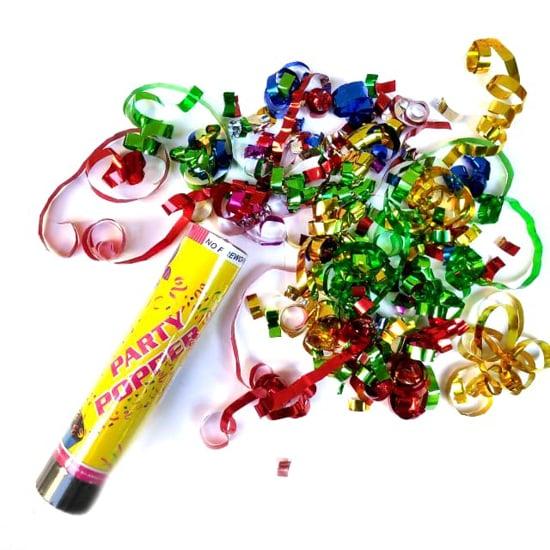 Снимка на Парти конфети с пружина 20см.