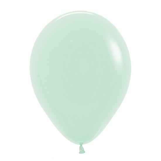 balon-macaron-zelen